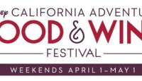 Food & Wine Festival Returns to Disney California Adventure