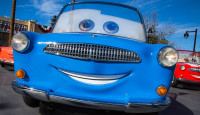 Luigi's Rollickin' Roadsters at Cars Land opens March 7th