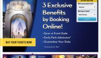Universal Studios Hollywood Introduces EZ Rez, Online Ticket Reservation System