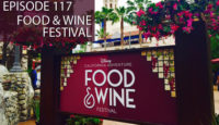 Episode 117 – Food and Wine Festival