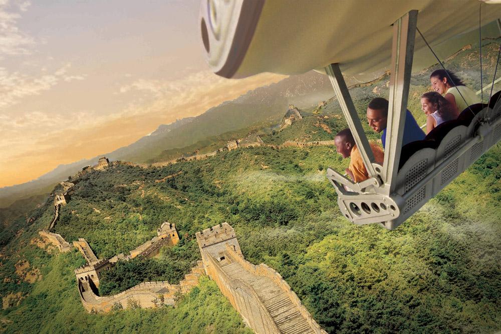 Soarin' Around the World Takes Flight This Summer at Disney California Adventure Park