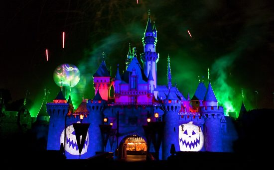 Halloween-Time-Castle