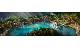 Fantasmic!, Mark Twain, and Disneyland Railroad Reopen Summer 2017