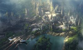 New Concept Art Released for Star Wars Land at the Disneyland Resort