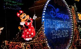 Main Street Electrical Parade Returns to Disneyland for a Limited Time