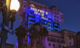Halloween Time at the Disneyland Resort is on and Tower of Terror Begins its Final Check-out