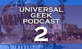 The Universal Geek Podcast 2
