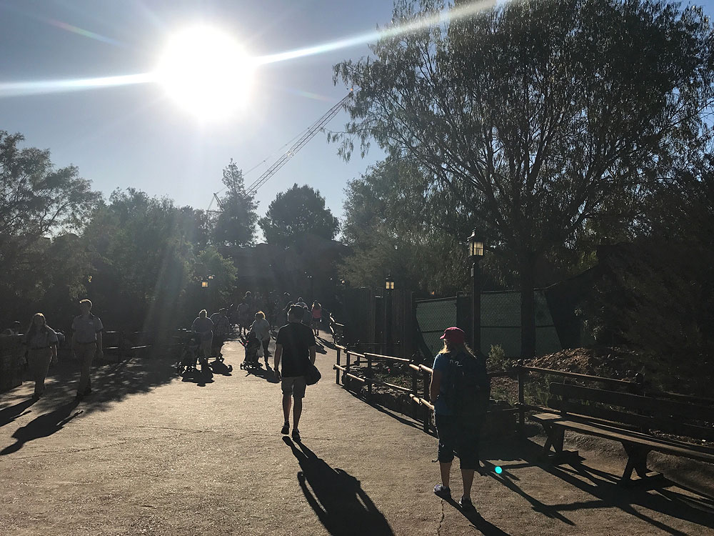 New Big Thunder Trail