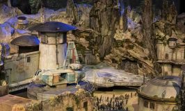 Walt Disney Parks Reveals Detailed Model for Star Wars Land at D23 Expo