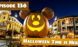 Episode 138 – Halloween Time is Here!