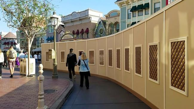 Disneyland Resort Attraction Closures