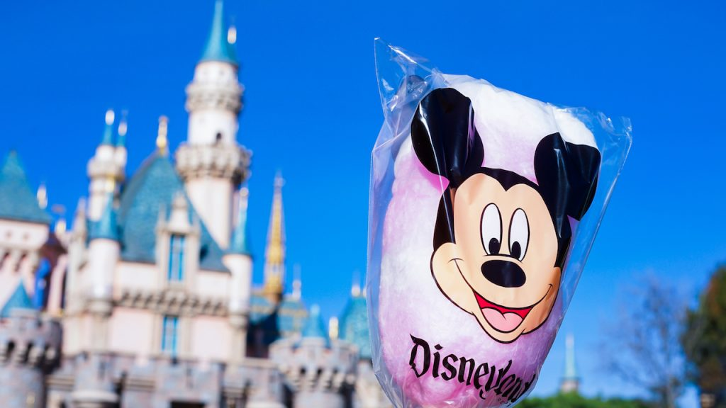 Valentine's Month at Disneyland