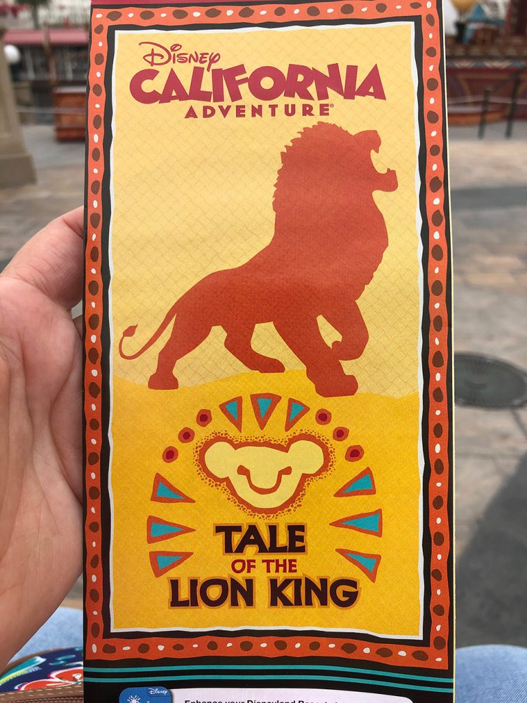 Tales of the Lion King