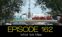 The DisGeek Podcast 161 - What We Miss